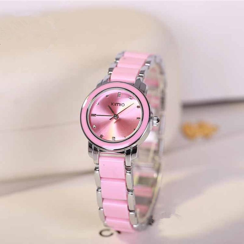 2018-New-Eyki-Kimio-Ladies-Imitation-Ceramic-Watch-Luxury-Rose-Gold-Bracelet-Watches-with-Fine-Alloy (3)