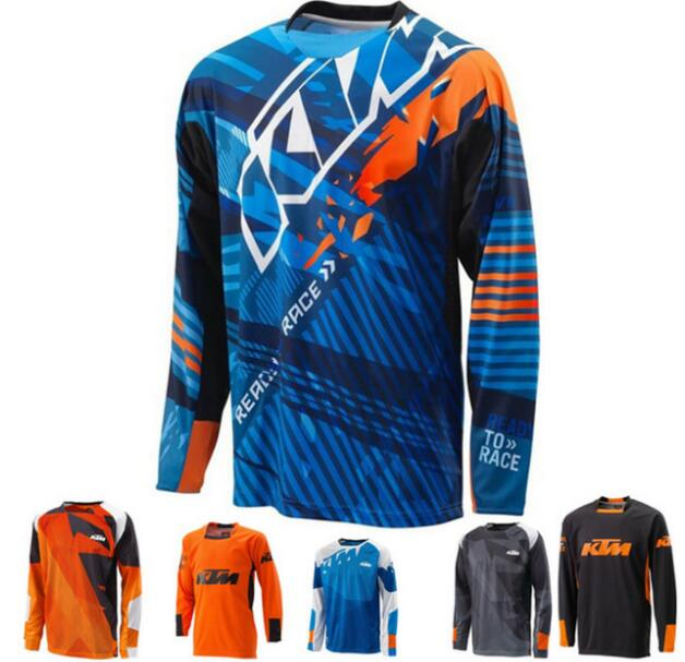 100/% Breathable Motocross UFO Jersey MTB moto shirt Thrilling bicycle