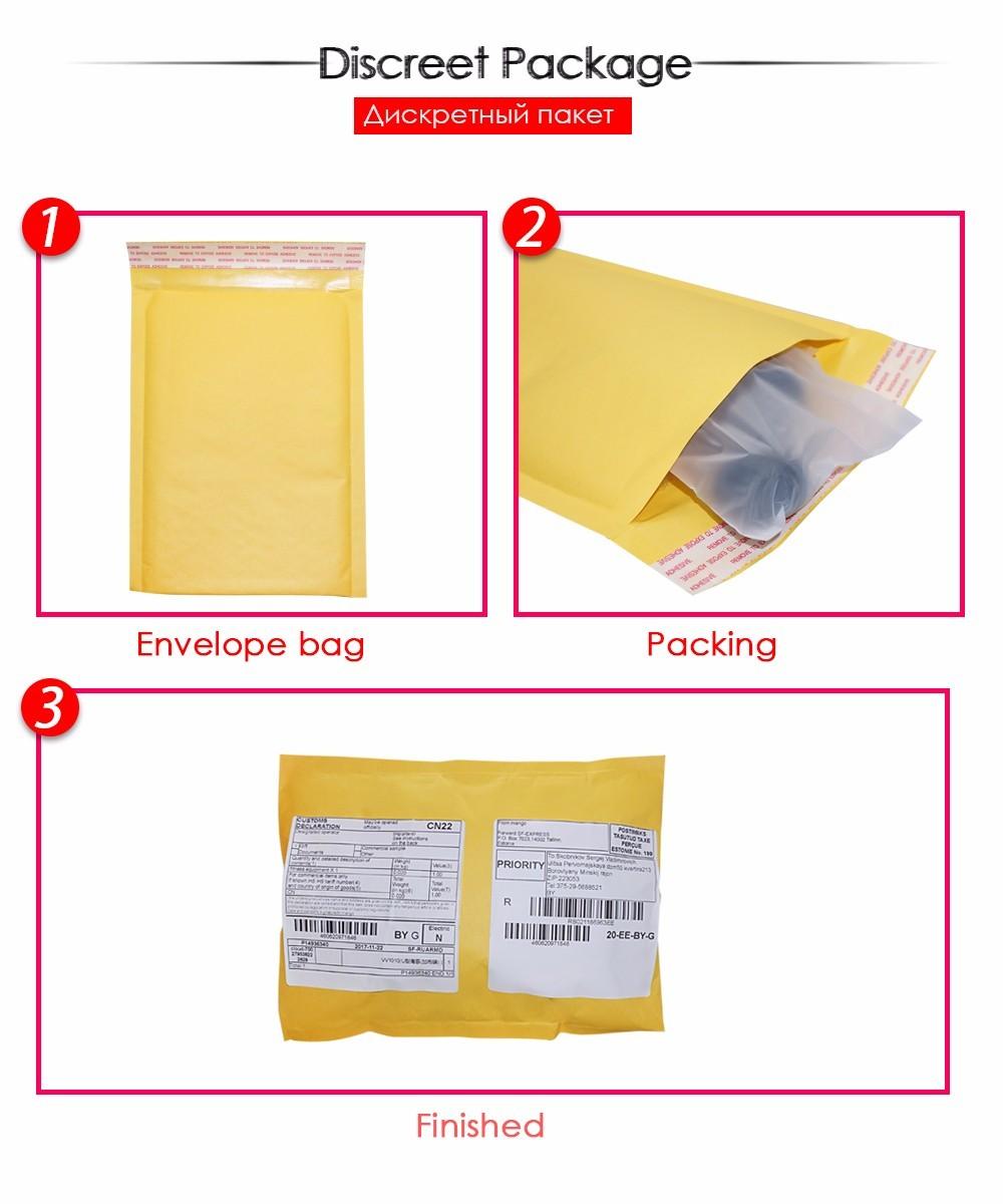yellow envelope