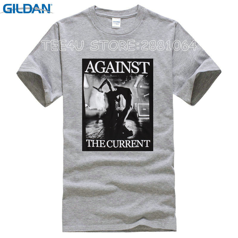 Against The Current Back Bend NEW T-Shirt