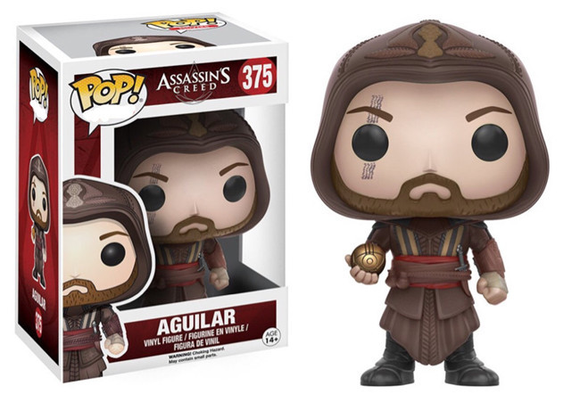 2020 Assassin Creed Assassins Creed Q Version Of Aguilar Pop 375