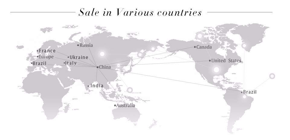 Selling Countries