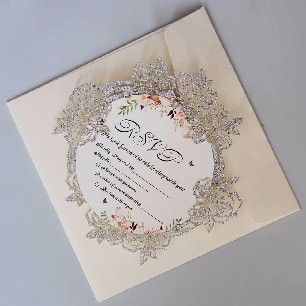 Wholesale Elegant Wedding Invitations - Buy Cheap in Bulk from China  Suppliers with Coupon | DHgate.com
