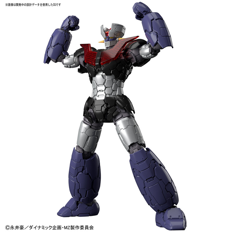 wholesale 1/144 HG MAZINGER Z MAZINGER Z: INFINITY VER. Assemble Model Kits Action Figures Plastic Model Toys