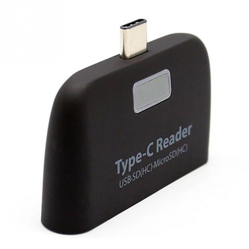By-DHL-50-pcs-USB-3-1-Type-c-OTG-Card-Reader-Type-C-USB-C (3)