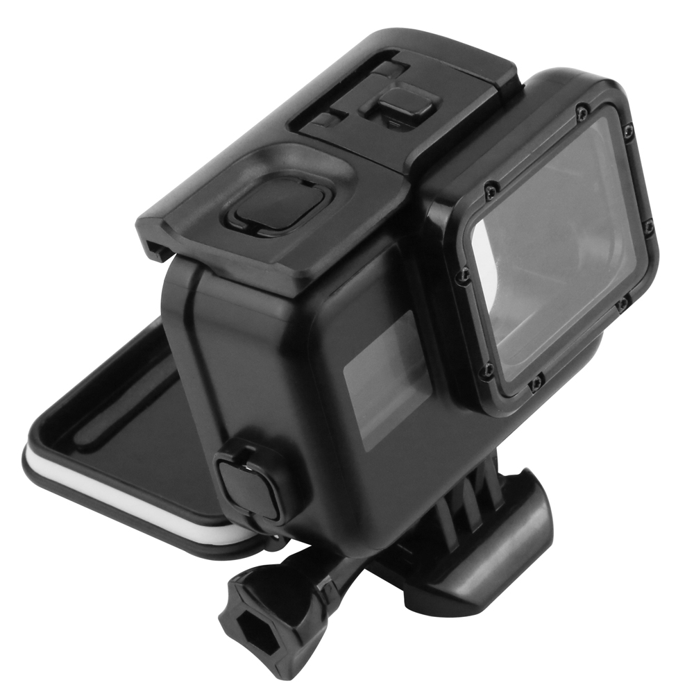 wholesale 45m Diving Waterproof Case for GoPro Hero 6 5 Black Action Camera Underwater Housing Case Mount for Go Pro 6 5 Accessories