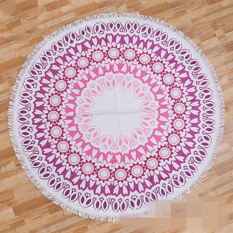 Round beach towel (13)