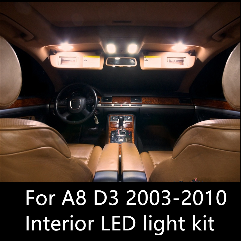 Audi Interior Lights Online Ping