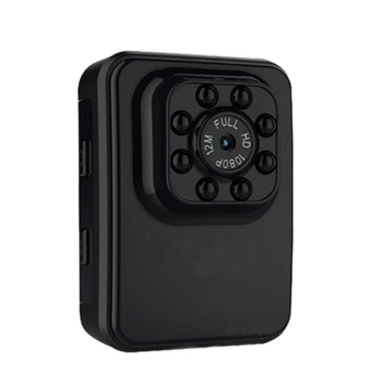 New HD 1080P Mini Sport Camera with Night Vision Camera 12MP Car Security DVR Motion Activated Video Recorder Mini Camcorder