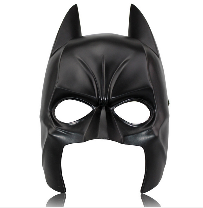 Halloween Masquerade Mask Superhero BATMAN Batman Superman Mask Headgear Masquerade Prop Batman Mask A8A63 (6)