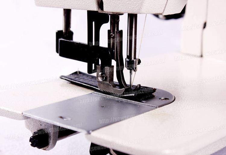 desktop sew equipment Thick synchrodrive sewing machine leather sew machine canvas thick desktop sew device