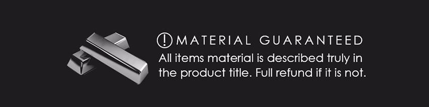 Material-Guaranteed