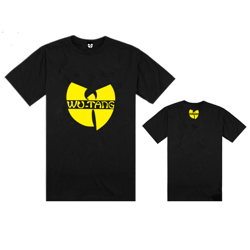 T-Shirt Homme Wu-Wear Front-Back Tee