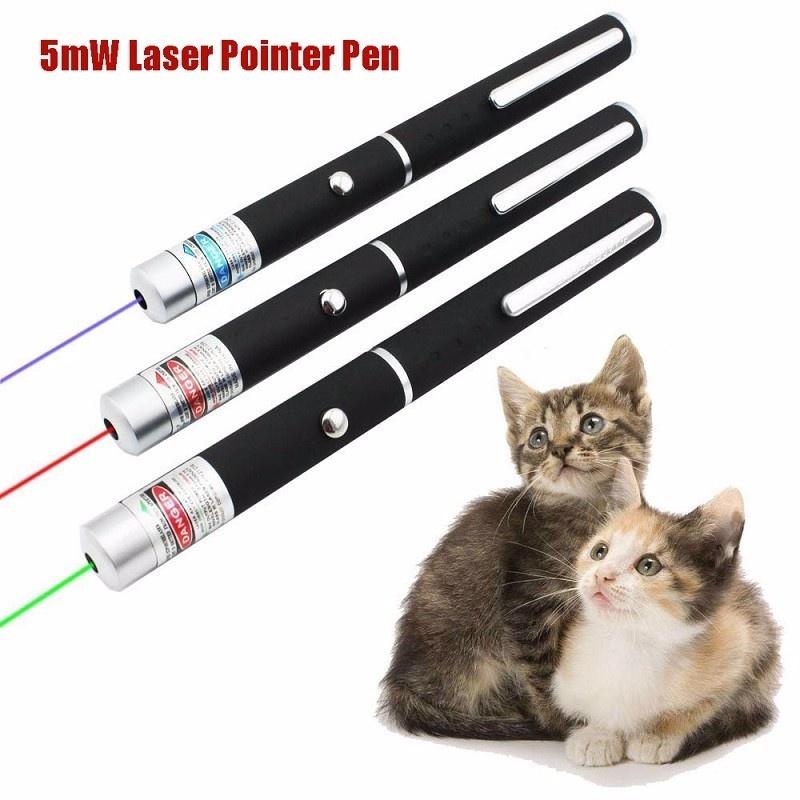 verde torcia professionale ad alta potenza Lazer 530nm Potente indicatore laser Presentatore portatile Penna puntatore Luci a fascio visibile