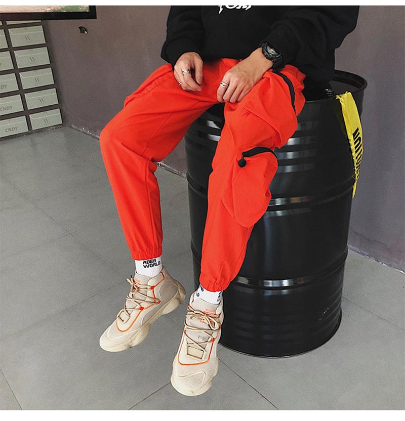 Pocket Tactical Fashions Men Hip Hop Pants Man (11)