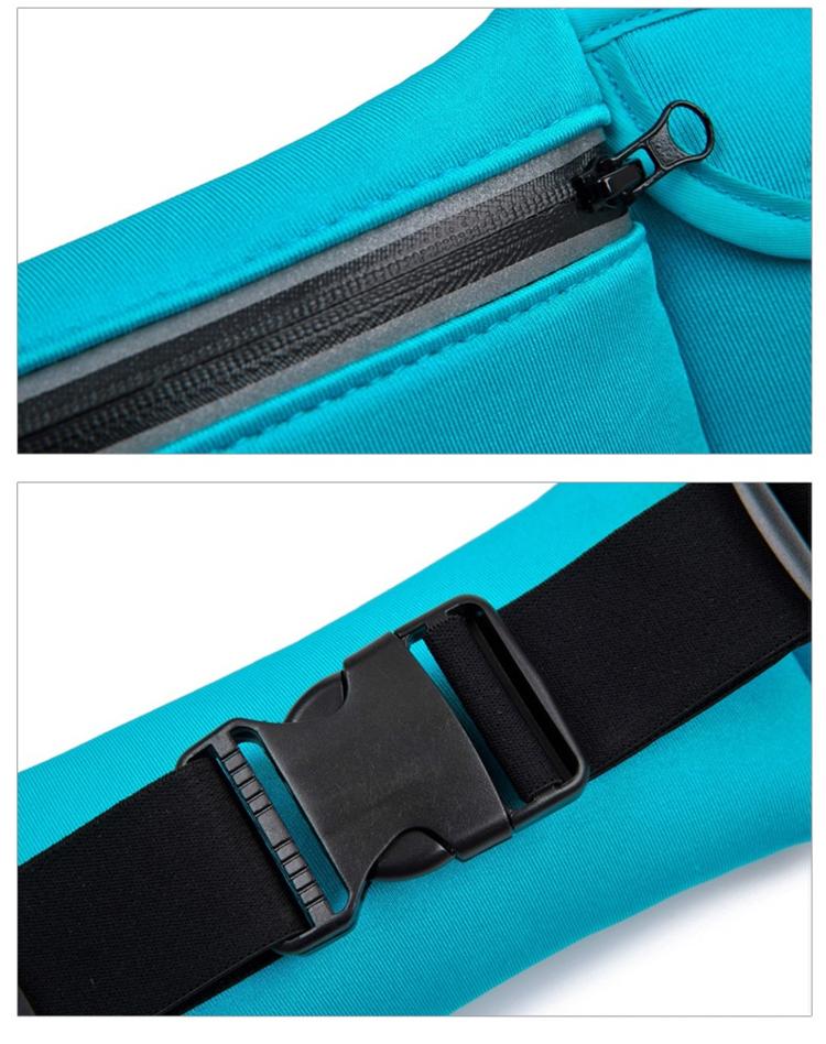 Unisex Waterproof Neoprene Belt Bags Waist Pack Bag Boys Belt Bum Bag_C0_21