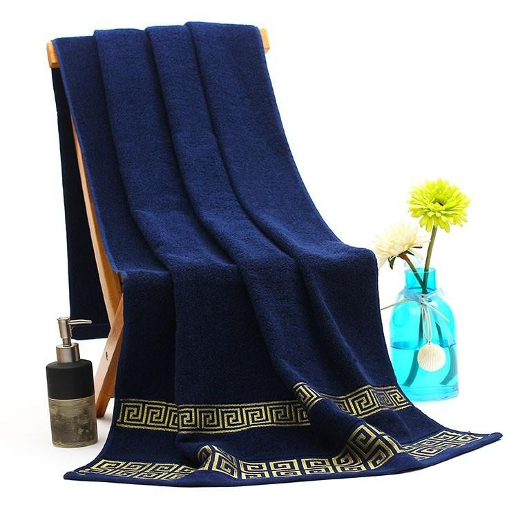 Free-shipping-luxury-100-cotton-bath-towel-brand-serviette-de-bain-adulte-embroidery-large-beach-towels (5)