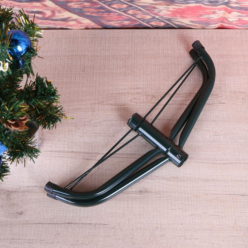 4 Feets Green Tree Stand Foot Holder Iron Metal Christmas Tree Holder Base Xmas decoration for home Tree Shelf Holder Support Y18102909