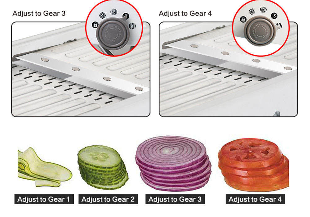Manual Vegetable Cutter Mandoline Slicer Potato Cutter Carrot Grater Julienne Fruit Vegetable Tools Kitchen Accessories Grater18