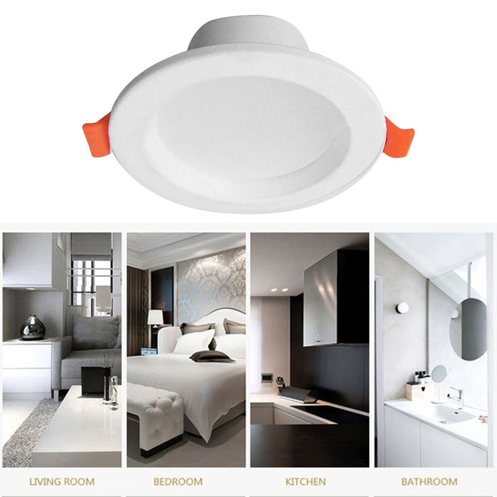 Super Bright LED Ceiling Lamp Flush Mount Anti-glare Home Lighting Lamp