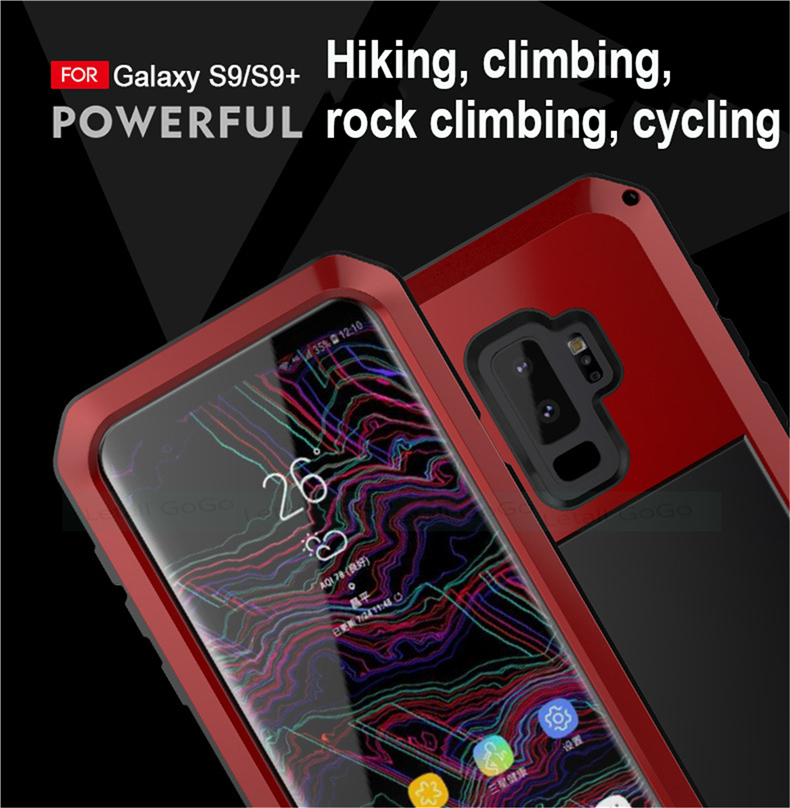 Samsung Galaxy S8 S9 Plus Note 8 9 shockproof phone cover case 1