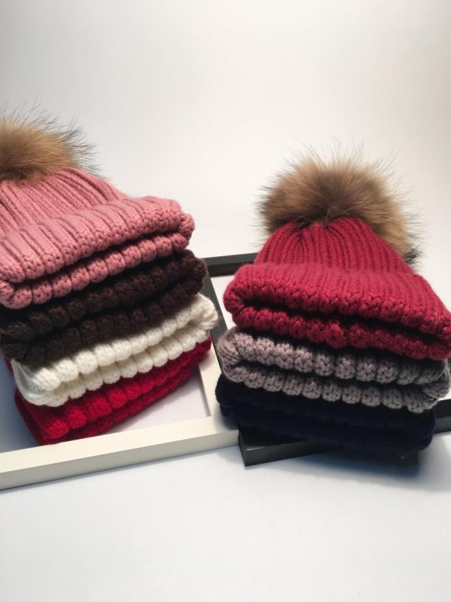winter hats for women pom pom hat (14)
