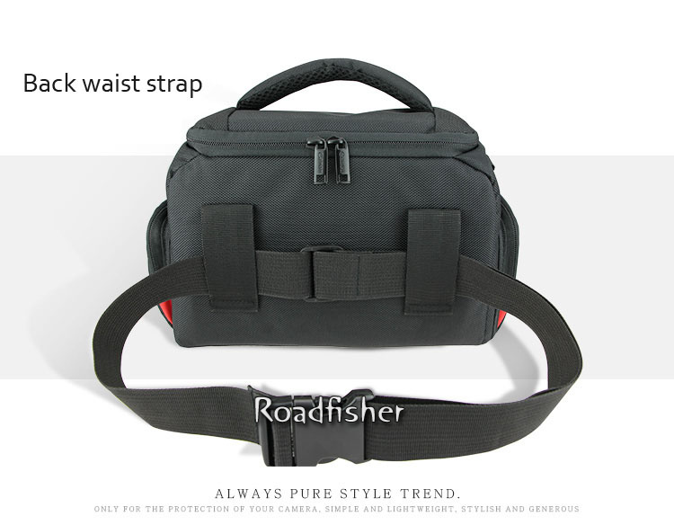 Camera shoulder bag for Canon EOS-11