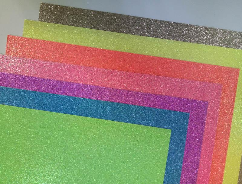 light color paper