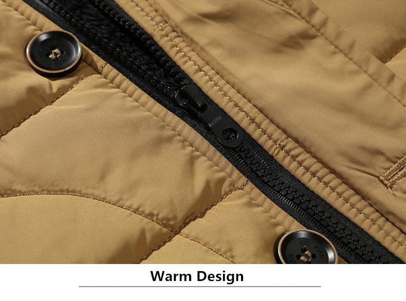 W102 2016 Mens Winter Jackets Coats Outwear Warm Down Jacket Thick Outdoor Hoodie Fox Fur Men\`s Parka Plus Size 4XL Famous Brand (14)