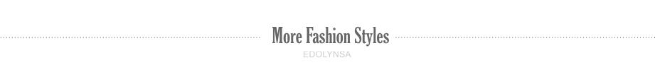 More Fashion Styles