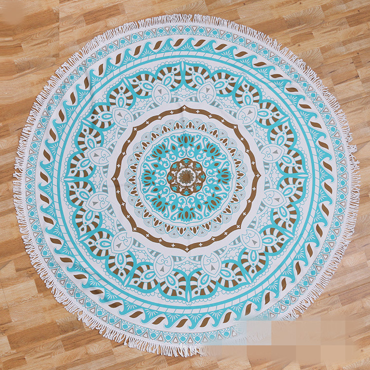 Round beach towel (22)