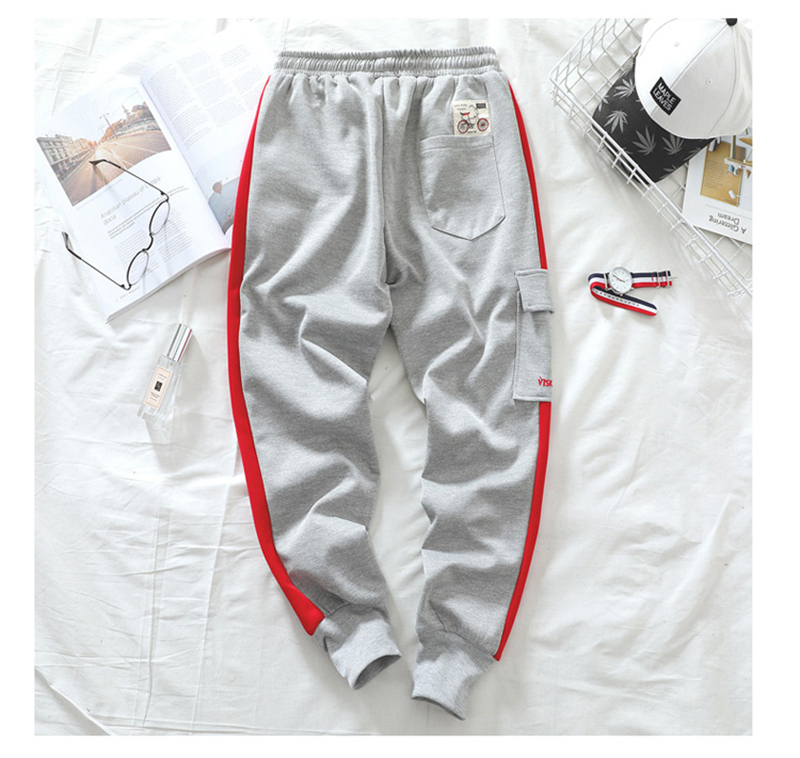 Joggers Parkour Mens Pants Loose Streetwear (12)