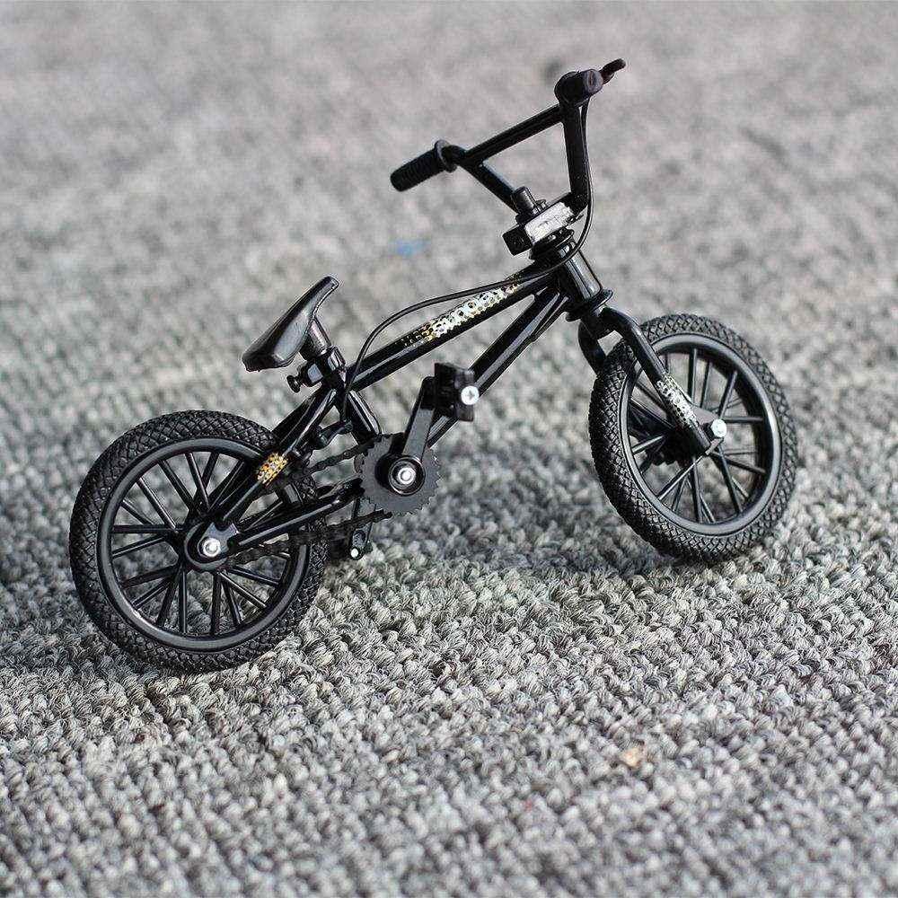 Minitaure Finger Mountain Bike Fahrrad Sammler Geschenk für Jungen Kinder