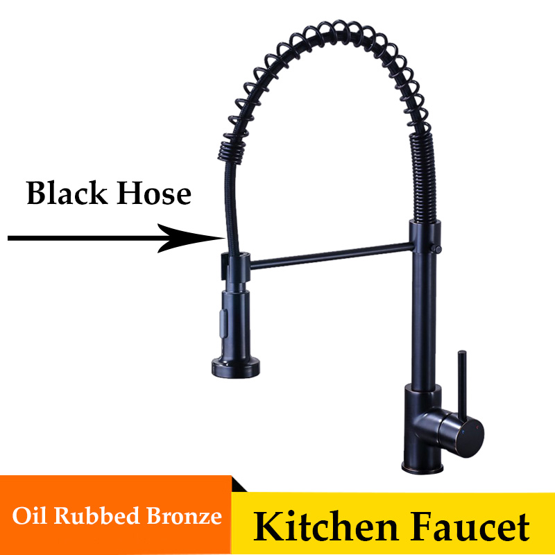 oil rubbed bronze black