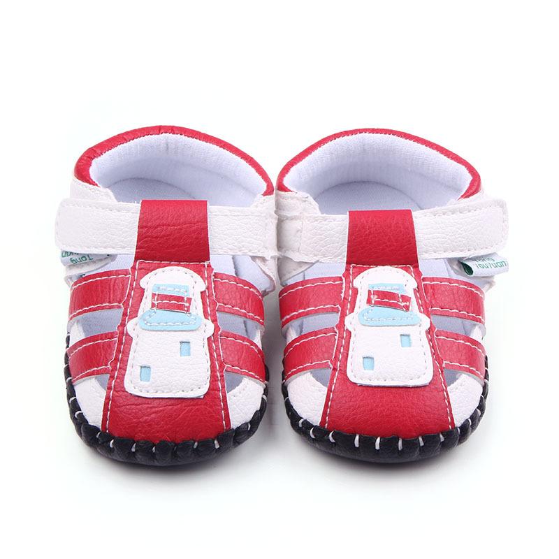 Lytwtw's Children Baby Kids Shoes Non-Slip Cute Animals Hollow Toddlers Sandals Bebes Zapatos Ninas Newborn Infantil