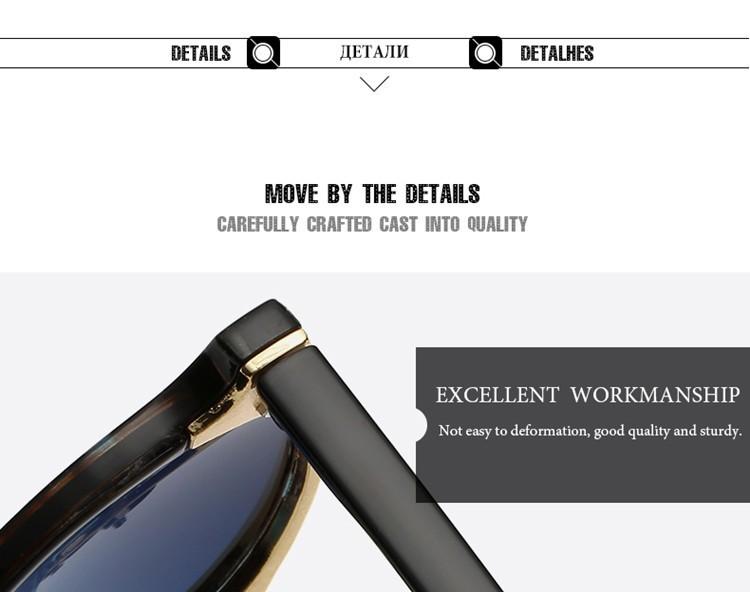 2016 Classic Brand Designer Sunglasses Women Men Retro Round Sun Glasses Woman shades Mirror Eyewear Lady Male Female Sunglass (1)