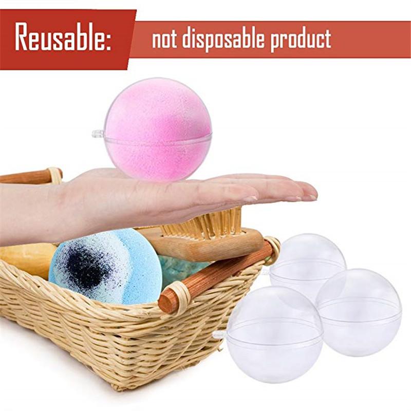 Clear Plastic Balls11