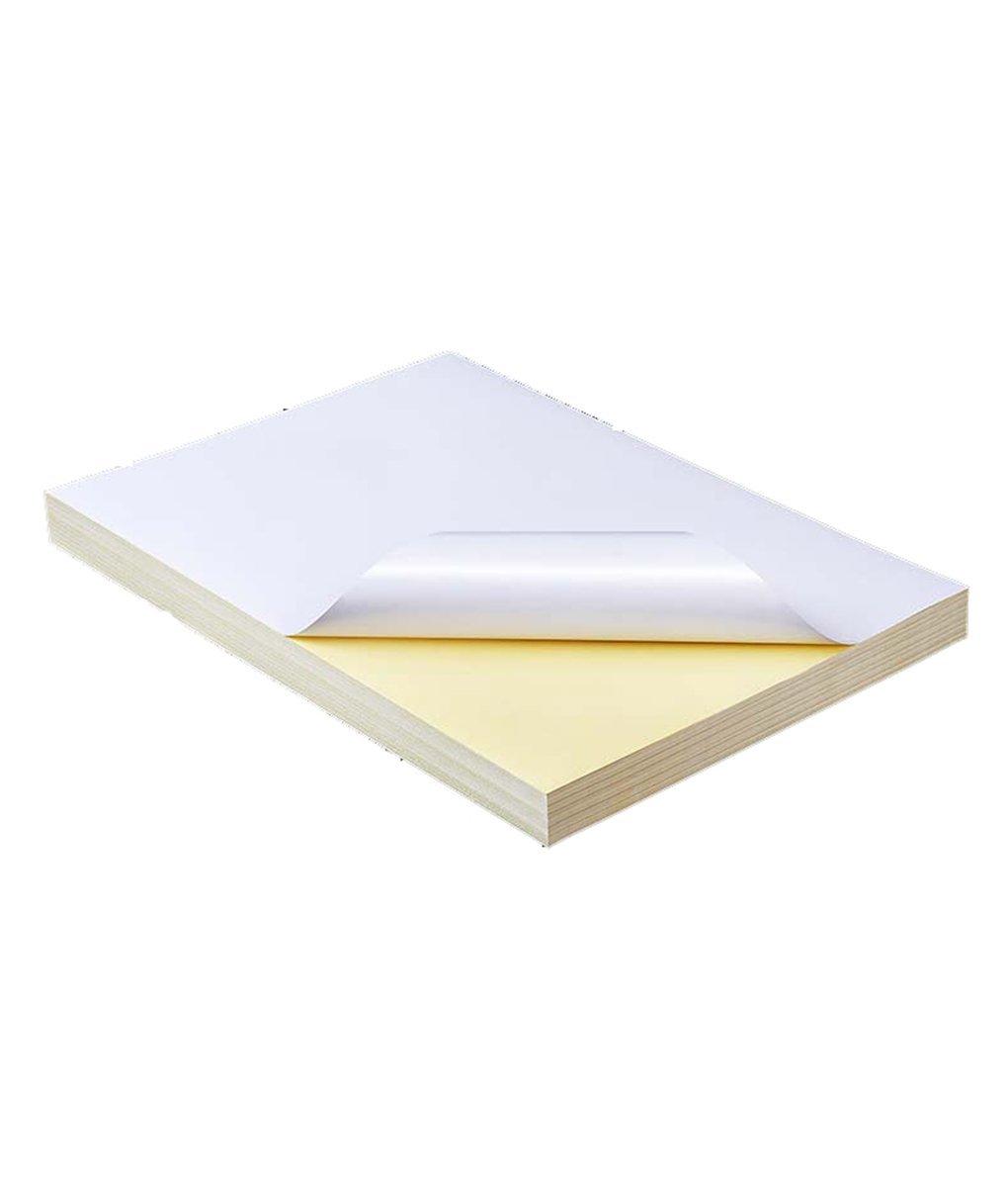 Feuille Stratifié Blanc Brillant vente en gros Étiquettes brillantes 2020 en vrac à partir de