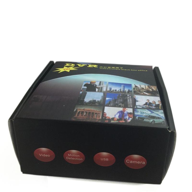 Wifi HD 1080P Cámara Niñera Detector de Humo Video Recorder Seguridad de la Casa Inalámbrica Videocámara de Vigilancia Mini DV DVR Soporte APP Ver