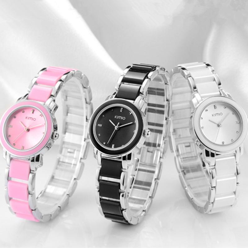 2018-New-Eyki-Kimio-Ladies-Imitation-Ceramic-Watch-Luxury-Rose-Gold-Bracelet-Watches-with-Fine-Alloy (2)