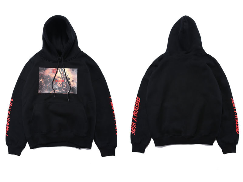 Painting Printed Hoodies 2