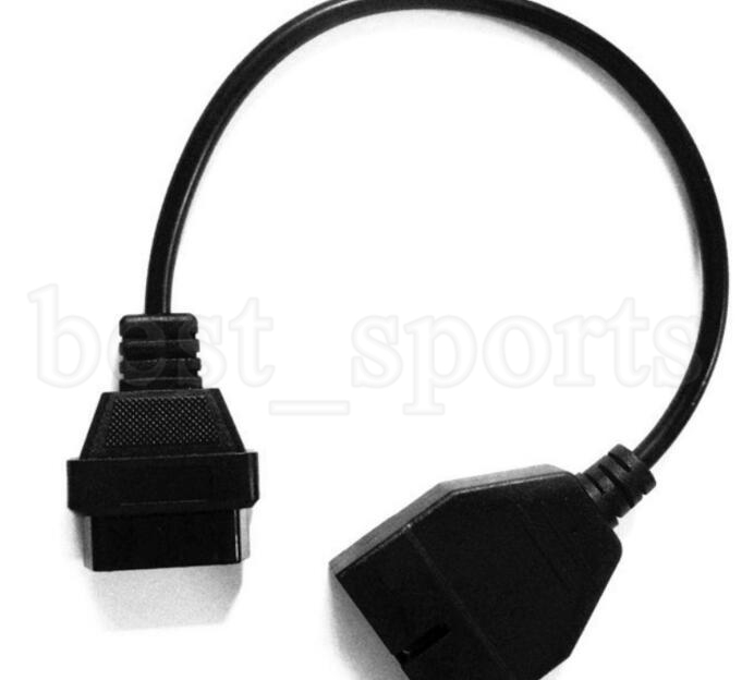 12 Pin OBD1 to 16 Pin OBD2 Convertor Adapter Cable For GM Diagnostic Scanner Convertor Adapter Cable KKA5954