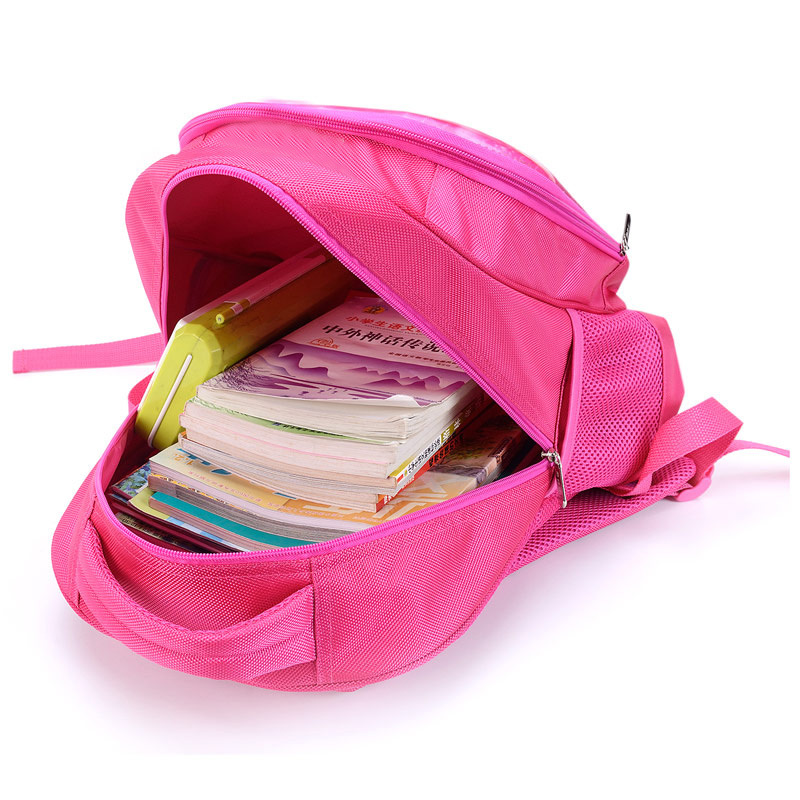 Kids Pink Backpack LOL School Bag for Girls Cute Custom Name Printed Schoolbag personalized Book Knapsack mochila lol