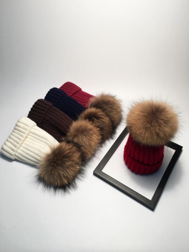 winter hats for women pom pom hat (12)
