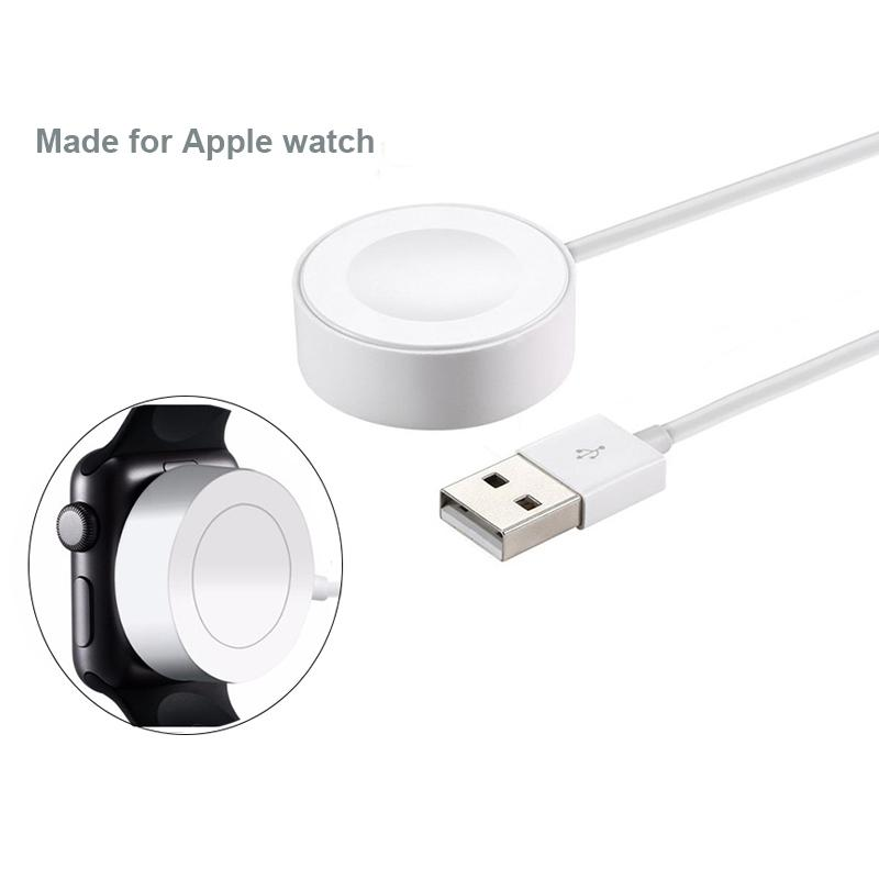 wholesale Magentic Charger For Apple Watch 2m/6.5ft USB Charging Cable Dock For i watch Series 2 3 38/42mm Charger Cable r30