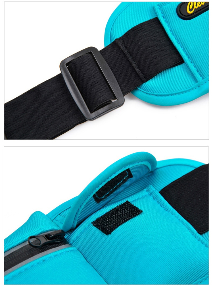 Unisex Waterproof Neoprene Belt Bags Waist Pack Bag Boys Belt Bum Bag_C1_22