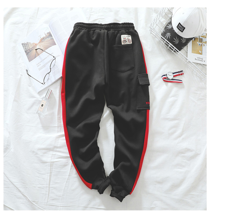Joggers Parkour Mens Pants Loose Streetwear (17)