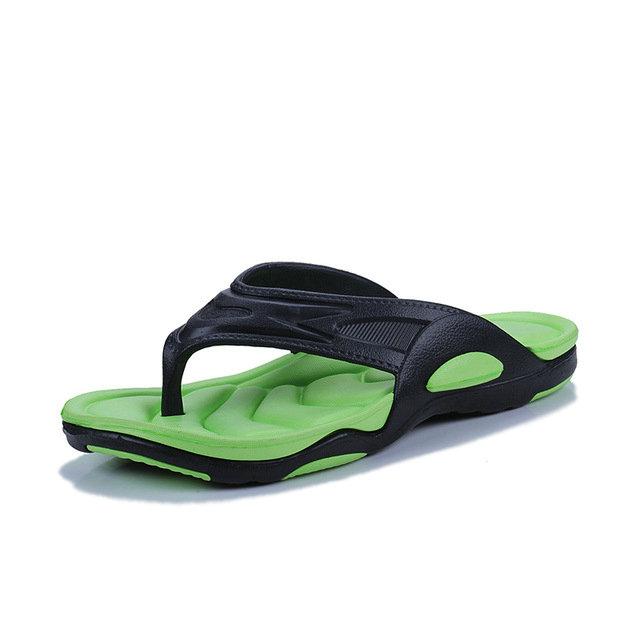 High Quality Quick Drying Soft Summer Sandals Beach Flip Flop Bath Skidproof Slider Casual Flat Eva Slipper (10)