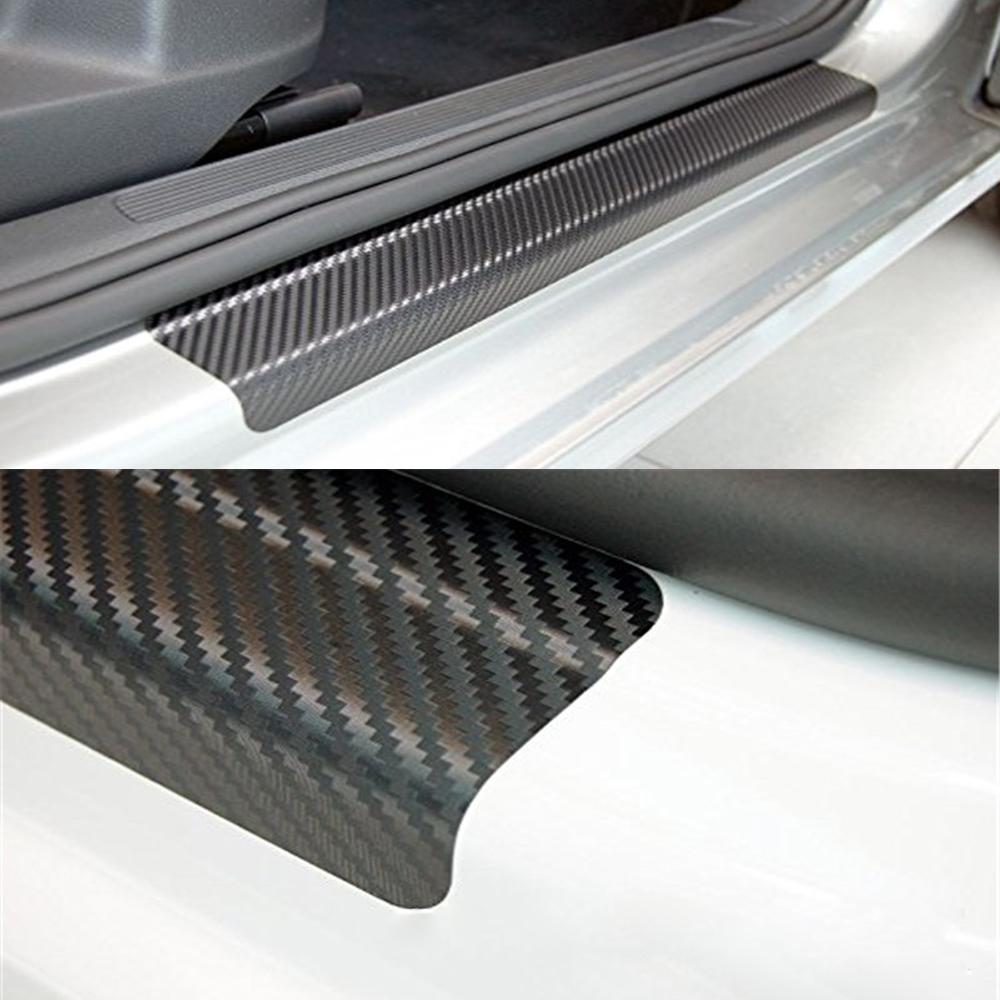 Bande de Couverture de Coffre Arrière Chromé Pour Ford Focus Mk2 2009-2011