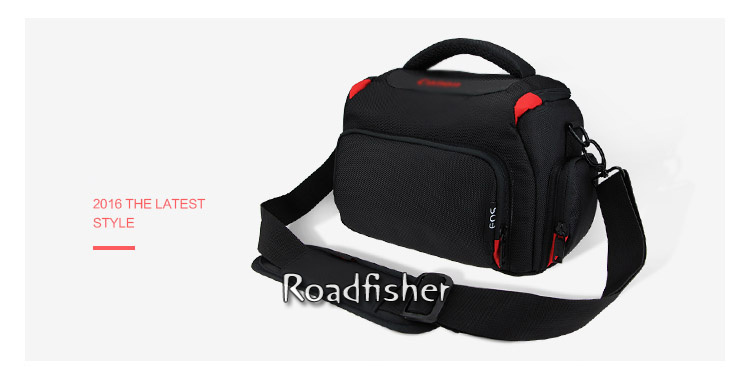 Camera shoulder bag for Canon EOS-2
